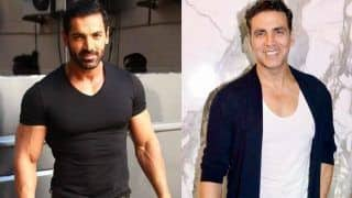 Akshay Kumar And John Abraham Clear the Air About Their Alleged Fight - See Tweets
