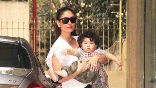 Kareena Kapoor Khan: I Don't Want Taimur Ali Khan's Life To Be Documented