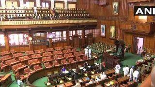 कर्नाटक: विधानसभा अध्यक्ष के लिए बीजेपी ने उतारा प्रत्याशी