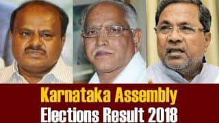 Kampli (ST), Siruguppa (ST), Bellary (ST), Bellary City, Sandur (ST) Election 2018 Results: Winners of Karnataka Assembly Constituencies