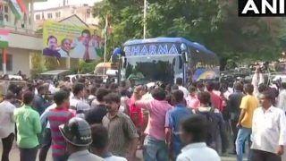 कर्नाटकः कांग्रेस की बैठक में 6 विधायक नहीं हुए शामिल, बंगलूरू से बाहर भेजे जाएंगे MLAs