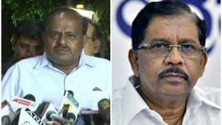 कर्नाटक: कांग्रेस-JDS की डील हुई सील, डिप्टी CM पर सस्पेंस खत्म, बहुमत परीक्षण 24 को