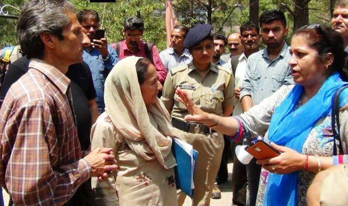 Himachal Pradesh: Woman official shot dead during demolition drive in Solan district