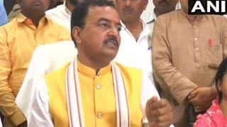 UP Deputy Chief Minister Keshav Prasad Maurya Undergoes Cavernoma Surgery at AIIMS, Delhi