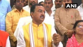 रामलला को कोई जेल में नहीं रख सकता, मंदिर निर्माण के लिए दोनों पक्षों की सहमति जरूरी: केशव प्रसाद मौर्य