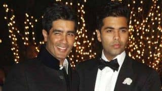Is One Like Enough To Confirm Manish Malhotra And Karan Johar's Relationship?