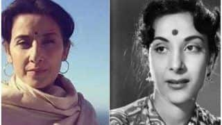 Manisha Koirala Shares Another Picture Portraying Nargis Dutt in Sanju; Check Out