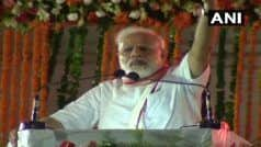All Corrupt Leaders Coming Together to Save Themselves: PM Modi