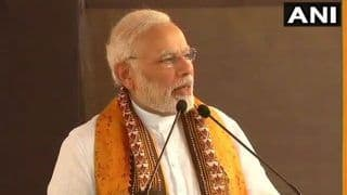 PM Narendra Modi to Visit Jaipur to Interact With Government Scheme Beneficiaries