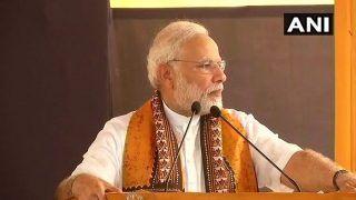विश्व भारती समारोह: माफी मांग पीएम मोदी ने शुरू किया भाषण, बताया टैगोर का गुजरात कनेक्शन