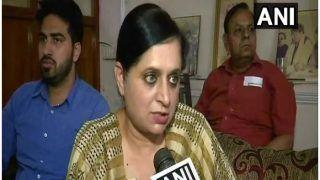कैराना उप चुनाव: BJP प्रत्याशी मृगांका सिंह ने कहा- EVM खराब होने से मेरे समर्थक नहीं डाल सके वोट