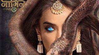 Naagin 3: Ekta Kapoor Creates Excitement With Her #notnaginbutinnaagin Post With a Snake Wrapped Around Blue Eyed Surbhi Jyoti