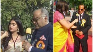 65th National Film Awards Live Updates: Boney Kapoor, Janhvi, Khushi Arrive To Collect Late Actress Sridevi's Award - See Pics