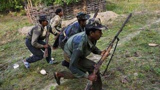Chhattisgarh: Eight Naxals Killed by Security Forces in Gunbattle, Arms And Ammunition Recovered