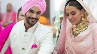 Neha Dhupia and Husband Angad Bedi to Finally Make Official Announcement on Their First Child?