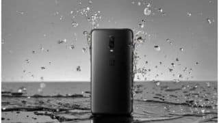 OnePlus 6T Launch Date Changed to Avoid Clash With Apple's Event