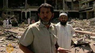 पाकिस्तान की पेशावर सिटी के होटल में ब्लास्ट, एक ही परिवार के 5 लोगों की मौत