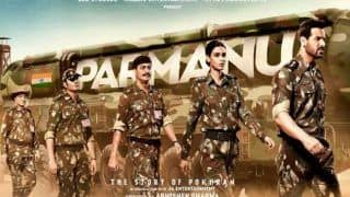 Parmanu Box Office Collection Day 4: John Abraham's Film Earns Rs 24.88 Crore