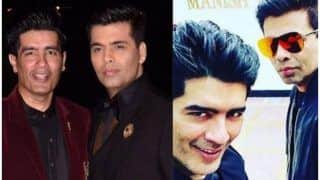 Manish Malhotra on Rumours of Dating Karan Johar : This Is Ridiculous, He is Like a Brother to Me