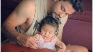 Kunal Kemmu Gives Guitar Lessons To His Adorable Daughter Inaaya Naumi And We Can't Get Over How Cute They Look