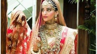 Sonam Kapoor-Anand Ahuja Wedding: The First Picture Of The Bride Is Out!