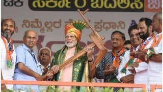 Prime Minister Narendra Modi, Congress President Rahul Gandhi Trade Charges In High Voltage Karnataka Campaign