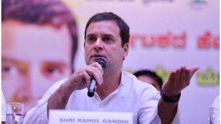 Karnataka Election 2018: Rahul Gandhi Reacts to Narendra Modi's Jibe at Sonia Gandhi's Italian Origin