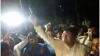 Delhi: 27-year-old Sub-Inspector Receives Two Bullet Injuries in Celebratory Firing