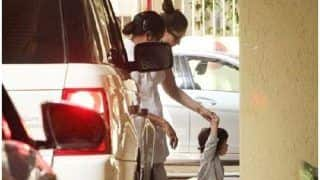 Taimur Ali Khan Is All Grown Up To Lead The Way For Mom Kareena Kapoor Khan - View Pics