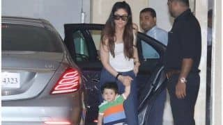 Kareena Kapoor Khan And Taimur Ali Khan Spend Some Mother-Son Time At Grandmom Babita's House A Day Before Her Big Screen Comeback With Veere Di Wedding