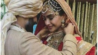 Sonam Kapoor-Anand Ahuja Wedding : Inside Pics And Videos Of The Newly Wed Couple