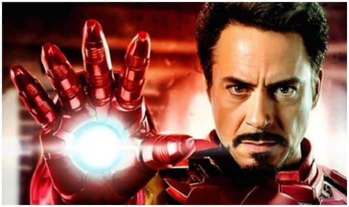 'Iron Man' suit worn by Robert Downey Jr. stolen