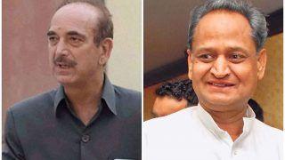 कांग्रेस को गोवा-मणिपुर जैसे 'अंजाम' का डर, गहलोत और आजाद को भेजा कर्नाटक