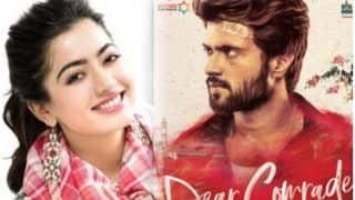 Kannada Actress Rashmika Mandanna Is Undertaking Training In Cricket For Her Next Telugu Film, Dear Comrade, Starring Vijay Deverakonda