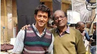 Hrithik Roshan As Mathematician Anand Kumar Looks Unidentifiable On The Sets Of Super 30 - View Pic