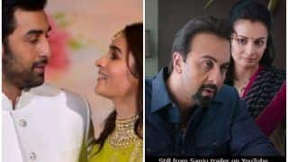Ranbir Kapoor's Sanju Trailer Has Blown Alia Bhatt's Mind - Read Tweet