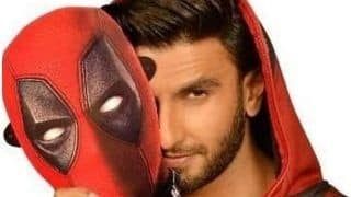 Deadpool 2 Hindi Trailer : Ranveer Singh's Energetic, Sassy And Wacky Voiceover For Ryan Reynolds Cannot Be Missed