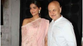 Sonam Kapoor And Anand Ahuja Wedding: Anupam Kher Congratulates Bride-to-be In The Cutest Way Possible - Watch Video
