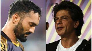 KKR के खराब प्रदर्शन पर शर्मिंदा शाहरुख खान, फैंस से माफी मांगकर हुए ट्रोल