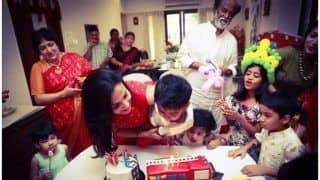 Rajinikanth Celebrating His Grandson Ved's 3rd Birthday Along With Soundarya, Dhanush And Wife Lata Needs To Be Framed ASAP