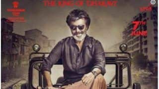 Kaala New Poster : Rajinikanth As The Fierce And Intense King Of Dharavi Is All Set To Meet You At The Theatres On June 7