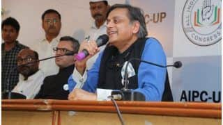 Shashi Tharoor Sends Legal Notice to Ravi Shankar Prasad For Calling Him 'Accused in The Murder'