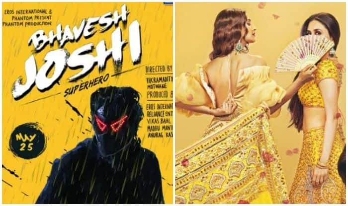Bhavesh Joshi Superhero, Veere Di Wedding to face-off on June 1