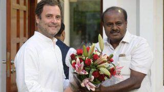 कर्नाटक में नया संकट: भाजपा नेता ने कुमारस्वामी से मांगा इस्तीफा