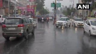 Rain Brings Respite From Scorching Heat in Dehradun; Thunderstorm Likely to Hit State