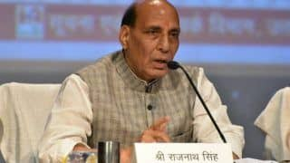 J&K: Stone-pelting Cases Against Kashmiri Youths to be Withdrawn, Says Rajnath Singh