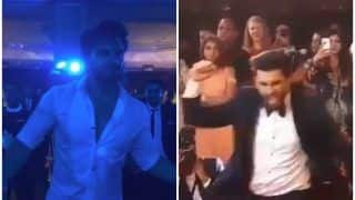 When Ranveer Singh Danced Like No One Was Watching At Sonam Kapoor And Anand Ahuja's Wedding Reception - Watch Videos