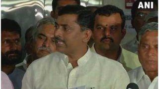बीजेपी नेता मुरलीधर राव का बयान, कहा- कांग्रेस-JDS का गठबंधन 'नापाक'