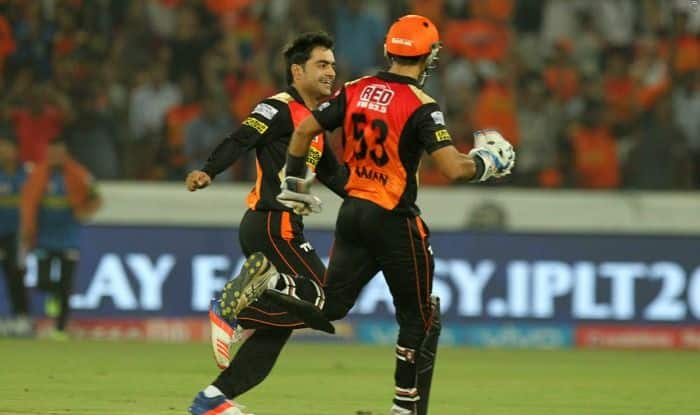 IPL: Sunrisers Hyderabad defeat Delhi Daredevils by 7 wickets