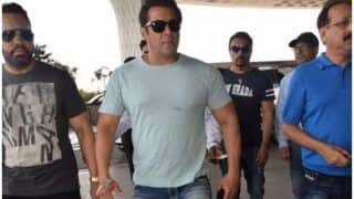 Blackbuck Poaching Case: Salman Khan Arrives In Jodhpur For A Court Hearing - See Pic